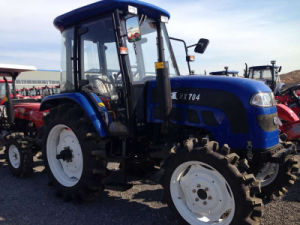 70HP 4WD Tractor 4-Cylinder EPA Engine Tractor New Farm Tractor Price List pictures & photos