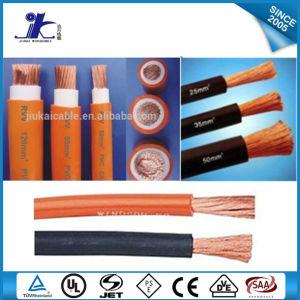 Superflex Welding Cable 70mm PVC pictures & photos