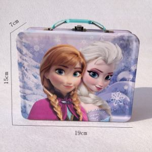 Lunch Tin Can Storage Case Metal Gift Box pictures & photos