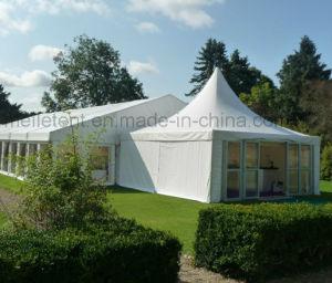 Aluminum PVC Outdoor Luxury Wedding Pagoda Tent pictures & photos