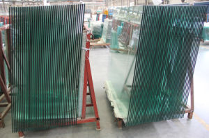 3-19mm Tempered Clear Glass with AS/NZS2208: 1996, BS6206, En12150 Certificate pictures & photos