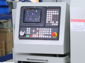 Swiss Type CNC Automatic Lathe with Dual Spindles pictures & photos