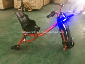 350W Brushless Motor Drift Electric Tricycle with Suspension pictures & photos