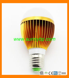3W/5W Dimmable Globe LED Bulbs with Certificate pictures & photos