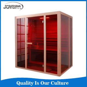 Sauna Rooms Type and Dry Steam Function Sauna Room pictures & photos