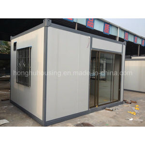 Mobile Flat Pack Prefabricated House Guard Container House pictures & photos