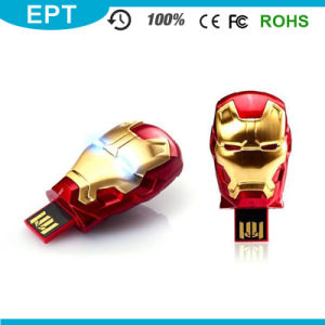 Iran Man Head Shape USB Flash Drive for Promotion (TD159) pictures & photos