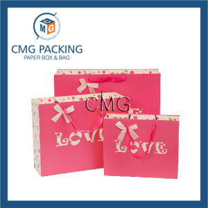 Love Letter Printing Small Gift Carrier Bag (DM-GPBB-084) pictures & photos
