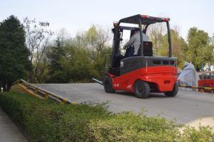 48V Battery Forklift Truck Tk pictures & photos