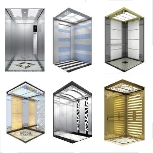 Good Quality Passenger Elevator with Competitive Price Machine-Room-Less FUJI Type Vvvf Residential Lift pictures & photos