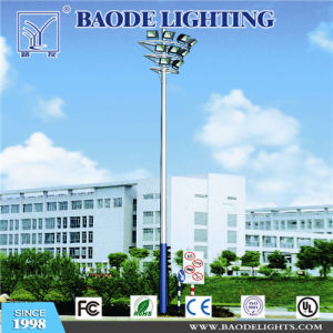 Factory Produced 15m-30m High Mast Tower Lights pictures & photos