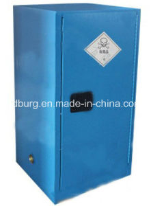 Double-Locked Lab Toxic Chemicals Security Cabinet (PSC-1600)