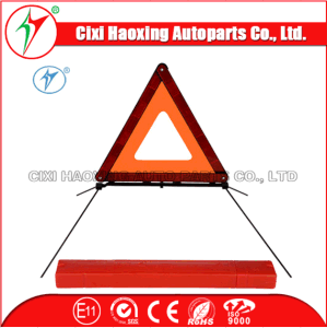 Car Warning Safety Reflector Triangle with E-MARK (HX-D8)