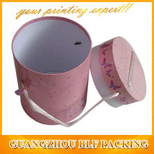 Round Cardboard Boxes with Lids pictures & photos
