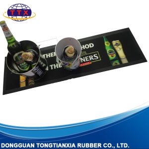 Promotion Gift Advertising Rubber Bar Beer Mat pictures & photos