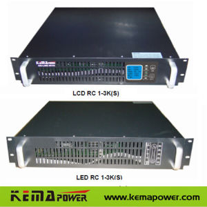 High Frequency Online Rack Mounted UPS (RC1-3K(S)) pictures & photos