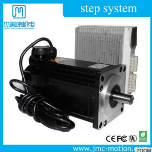 High Quality Bipolar Stepper Motor Driver 110j18160ec-1000 Hybrid 2-Phase Step Motor Controller System pictures & photos