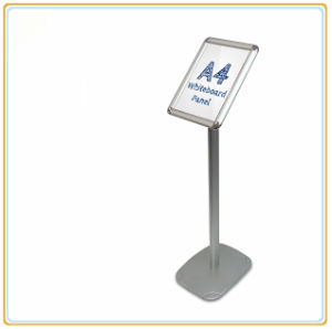 Free Standing A4 Floor Poster Sign Holder Stand pictures & photos