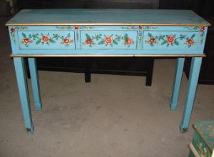 Chinese Antique Furniture Painted Table pictures & photos