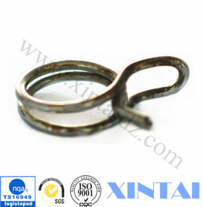 Precision Carbon Steel Wire Form Clamp Spring pictures & photos