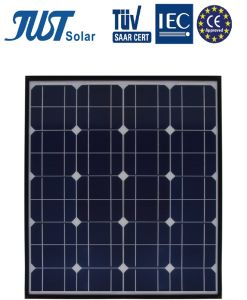 Green Enery Saving 70W Mono Solar Power Panel with Chinese Price pictures & photos