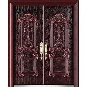 Bronze Exterior Bullet Door for You Villa House