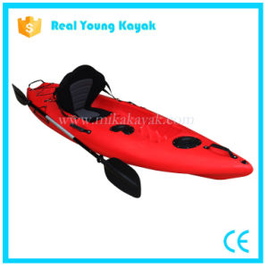Cheap One Person Paddle Boats Motorized Canoe Kayak Baratos pictures & photos