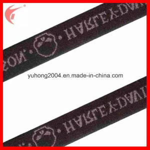 Apparel Nylon Jacquard Elastic (YH-ET017) pictures & photos