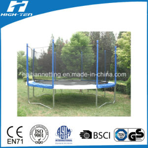 Colorful Premium Trampoline with Safety Net pictures & photos