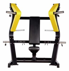 Plate Loaded Machine Chest Press PRO-001/Free Weight Equipment pictures & photos