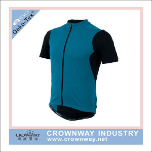 China Custom Bike Cycling Jerseys with Sublimation Printing pictures & photos