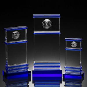 Jupiter Crystal Golf Award (#4012, #4013, #4014) pictures & photos