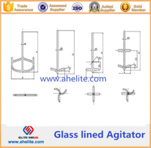 Glass Lined Agitator (all type) pictures & photos