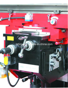 Vertical and Horizontal Spindle Universal Turret Type Miller with Slotting pictures & photos