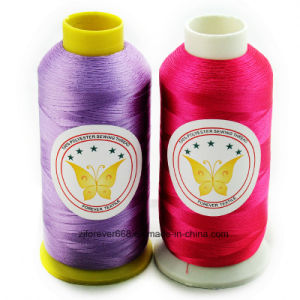 100% Rayon 120d/2 Embroidery Thread
