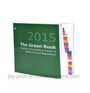 Full Color with Label Die Cut Tool Book Printing (jhy-420) pictures & photos