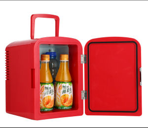 Novel Mini Fridge 6 Liter DC12V /AC100-240V for Car or Home, Office Use pictures & photos