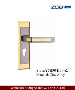 Zinc Alloy Furniture Hardeare Lock (Y3B30 H59-KJ)