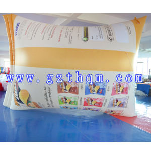 Inflation Model of Food Outdoor Advertising/Inflatable Bottle Model for Food Company Advertising pictures & photos