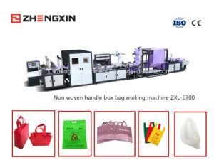 Non Woven Reusable Making Machine Price (Zxl-E700) pictures & photos