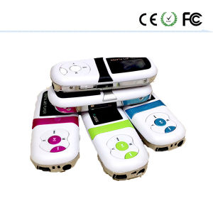 Playing Sports with MP3 New Mini with Clip Mini Play pictures & photos