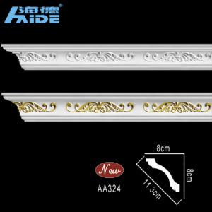 PU Moulding Polyurethane Decorative Cornices (AA324) pictures & photos