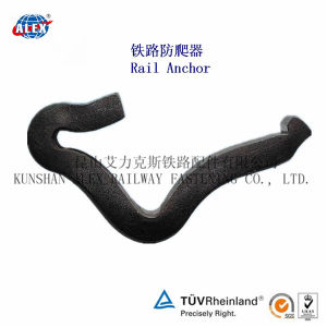High Strength Railway Anchors for Track Fastening pictures & photos