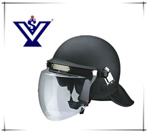 Hot Sale Police Equipmen Anti Riot Helmet and Military Riot Control Helmet (SYSG-207) pictures & photos