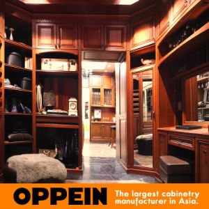2015 Duke Luxury Large Cherrywood Open Walk in Closet (YG21540A419) pictures & photos