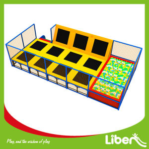 Various Sports Games Included Indoor Trampoline Center for Adults and Kids Both pictures & photos