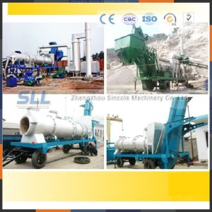 80 Tons Per Hour Batch Mix Asphalt Plant for Bitumen System pictures & photos