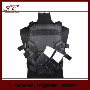 Airsoft Transformer TF 3 Nest Body Armor Vest with 2 Fastmag Pouches pictures & photos