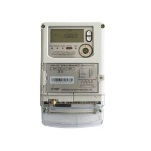 Three-Phase Multi-Function Electricity Meter