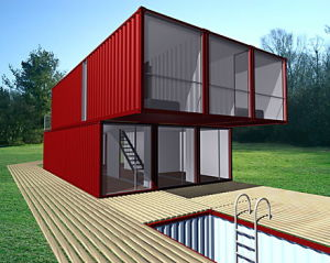 Puyuan - Container House / as-C-006